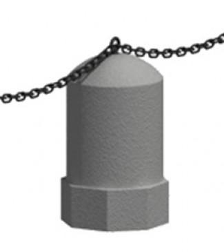 Бетонный столбик СД4