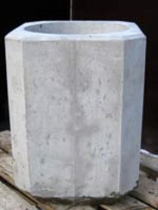 Урна из бетона У-6