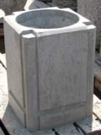 Урна из бетона У-24